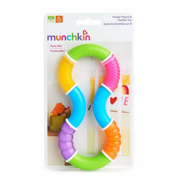 Munchkin Teether Twisty Figure 8