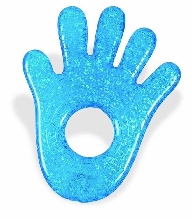 Munchkin Ice Bitleksak blå