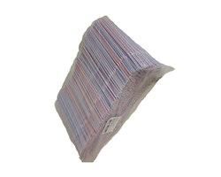 Böjbara sugrör, 1000-pack