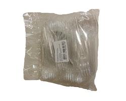 Plastgaffel extra stark, 100-pack