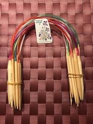 Rundsticka, bambu, 40 cm, 7 mm