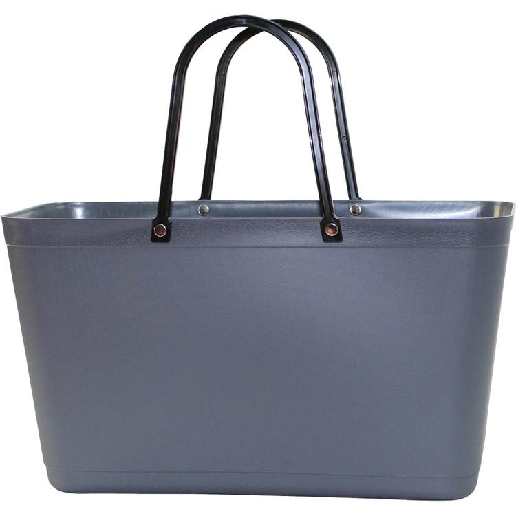 Sweden Bag - Stor/ grå/ art nr 107