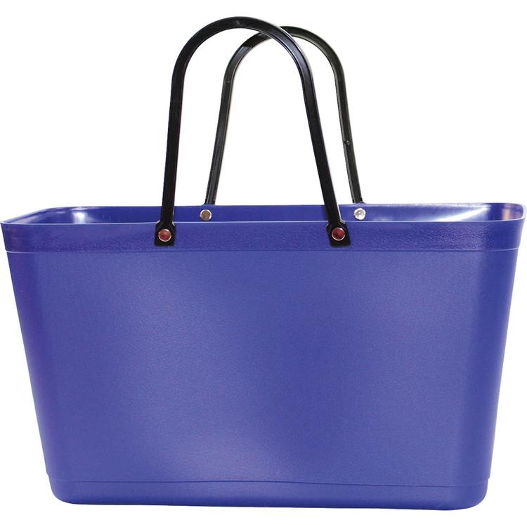 Sweden Bag - Stor / mörkblå/ art nr 109