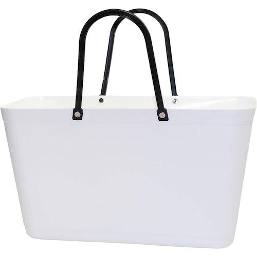 Sweden Bag - Stor/ vit/ art nr 108