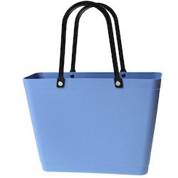 Sweden Bag-Liten/ Green Plastic/ himmelsblå/ art nr 225