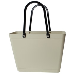 Sweden Bag-Liten/ gräddvit,ljus beige/ art nr 234-green plastic