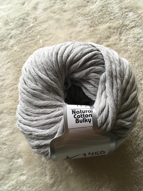 Natural Cotton Bulky, art nr 1450