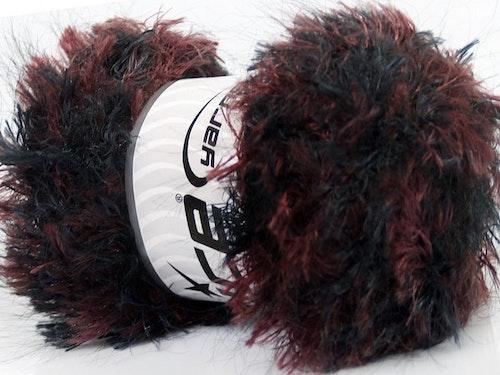 Faux Fur Color, pälsgarn, art nr 1181