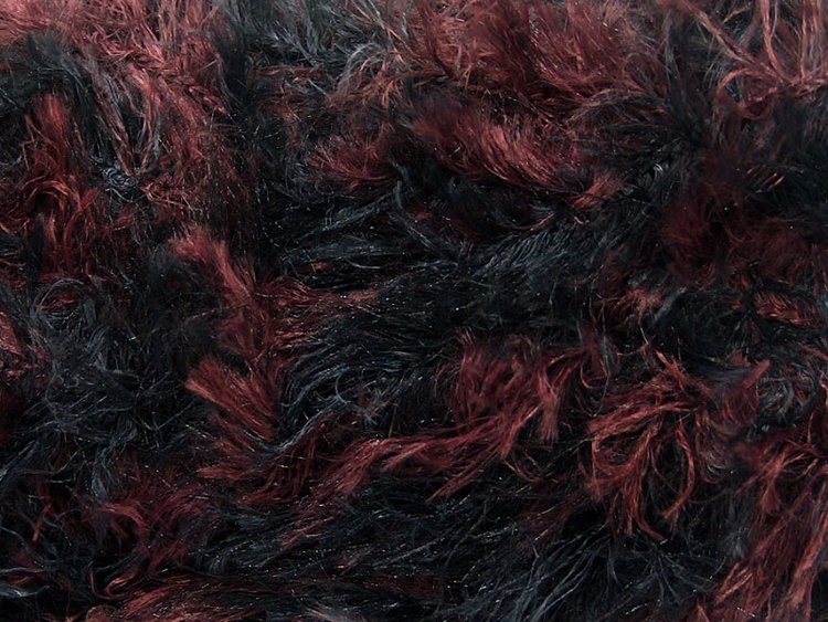 Faux Fur Color, pälsgarn, art nr 1181