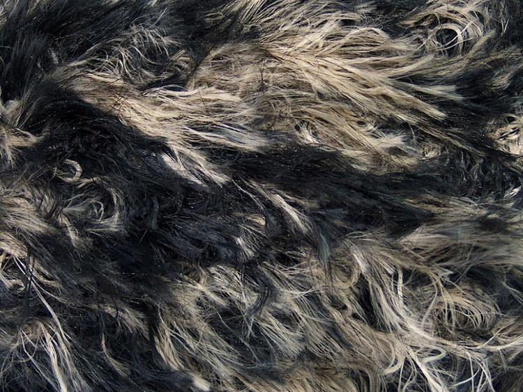 Faux Fur Color, pälsgarn, art nr 1317
