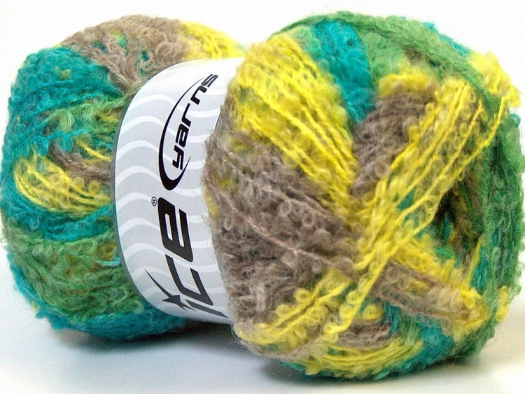 Boucle Mohair Light, art nr 484