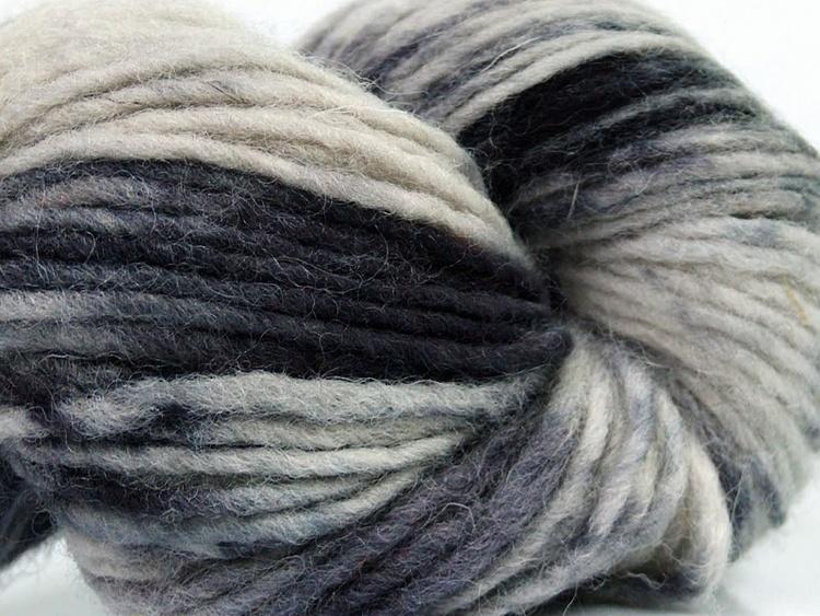 Handdyed Wool, art nr 1104