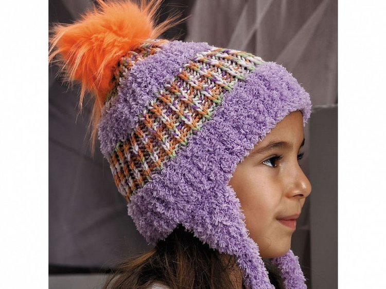 Nancy Baby Hat, art nr 930