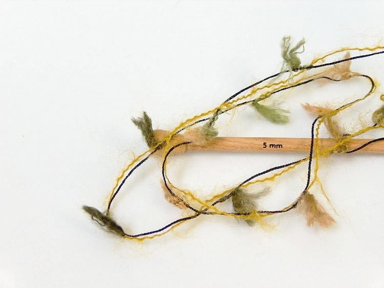 Mohair Wool Blend, art nr 502