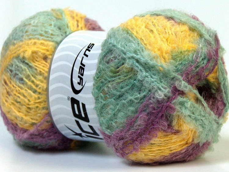 Boucle Mohair Light, art nr 487