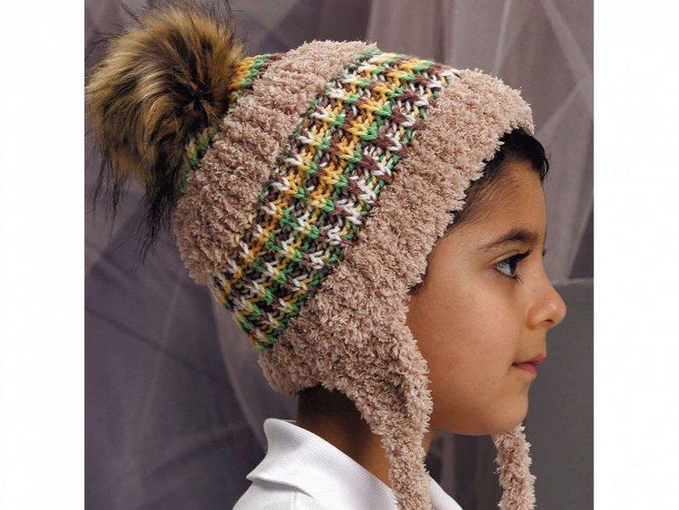 Nancy Baby Hat, art nr 932
