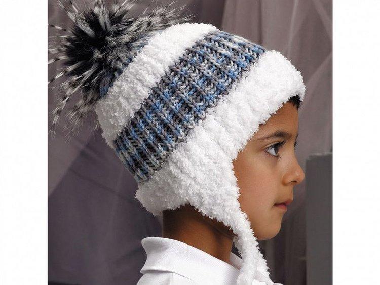 Nancy Baby Hat, art nr 936