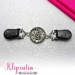 Klipsutin Sound, silver, art nr 41/ finns på Tradera