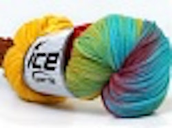 Handdyed Cotton Lase, nr 571