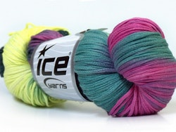 Handdyed Cotton Lase, nr 576