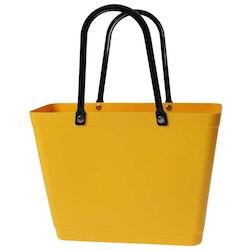 Sweden Bag-Liten / Green Plastic/ gul/ art nr 215