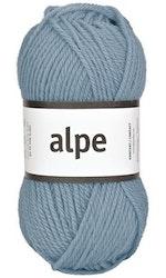"Alpe 1683 ""Sky blue"", 100% ull"