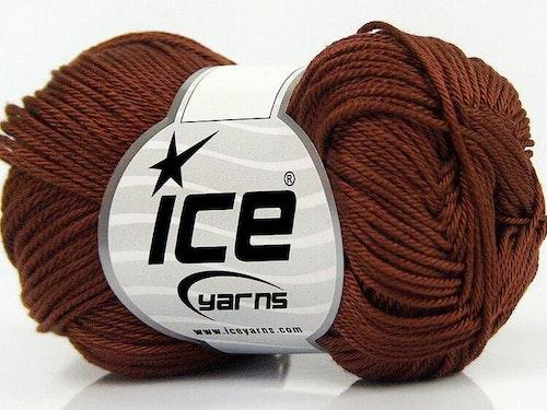 Giza Cotton, art nr 1712/ brun