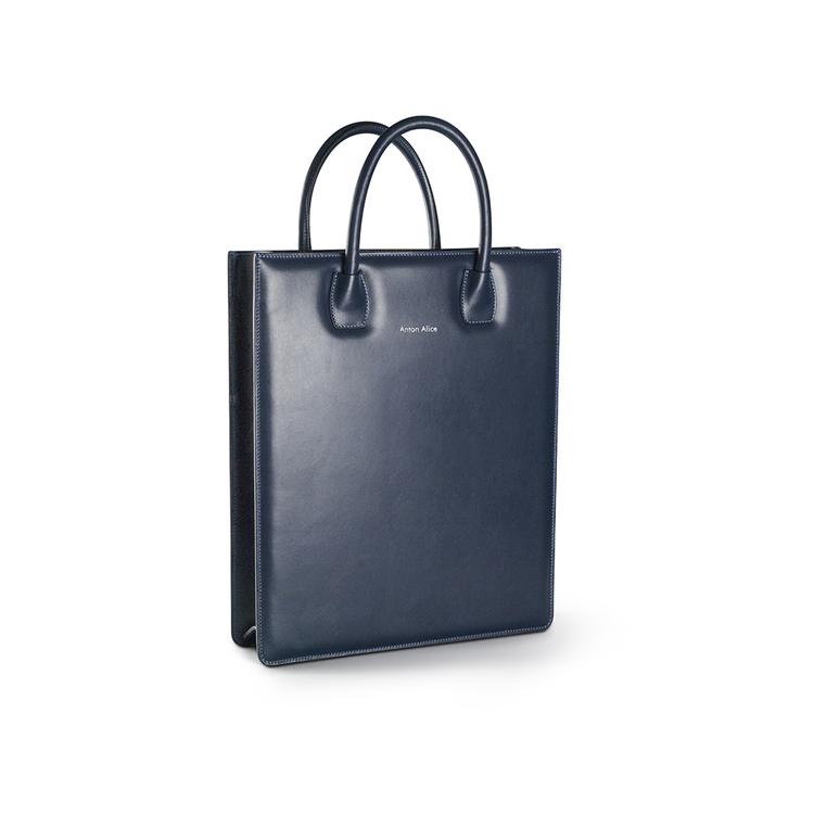 TOTE BAG  N° 1 - Blue
