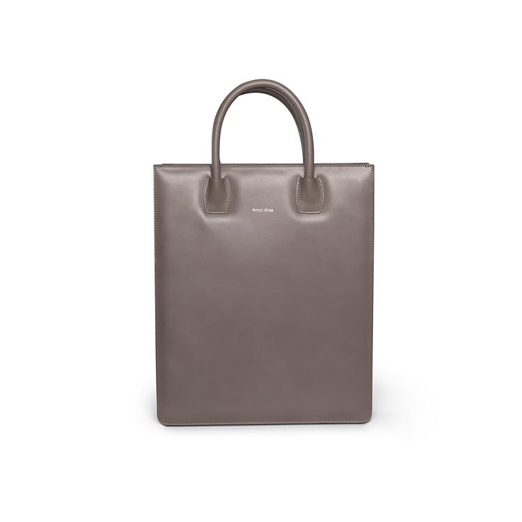 TOTE BAG N°1 - Taupe, Grey