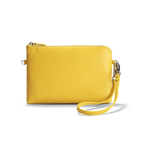 POUCH Amber Yellow
