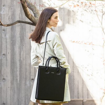 TOTE BAG N° 1 - Black