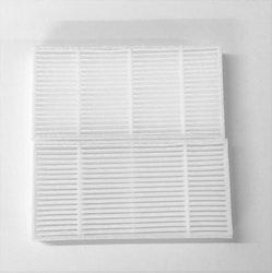 2 st HEPA-filter S1000