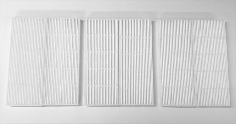 6 st HEPA-filter S950