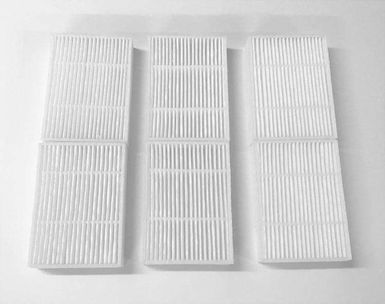 6 st HEPA-filter S850