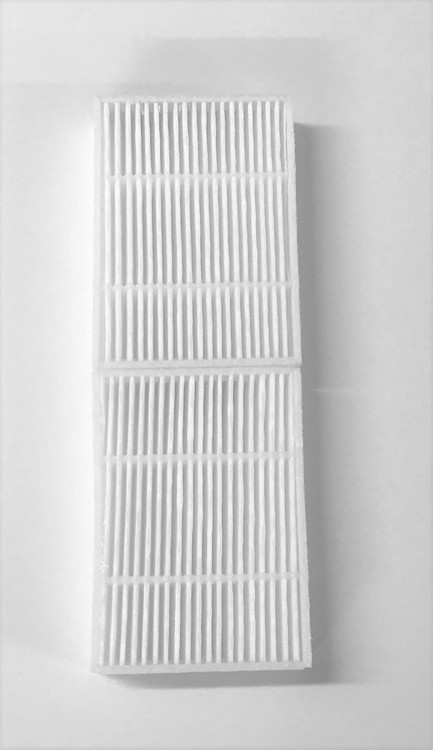 2 st HEPA-filter S800