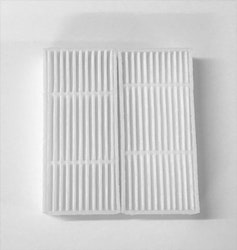 2 st HEPA-filter S600