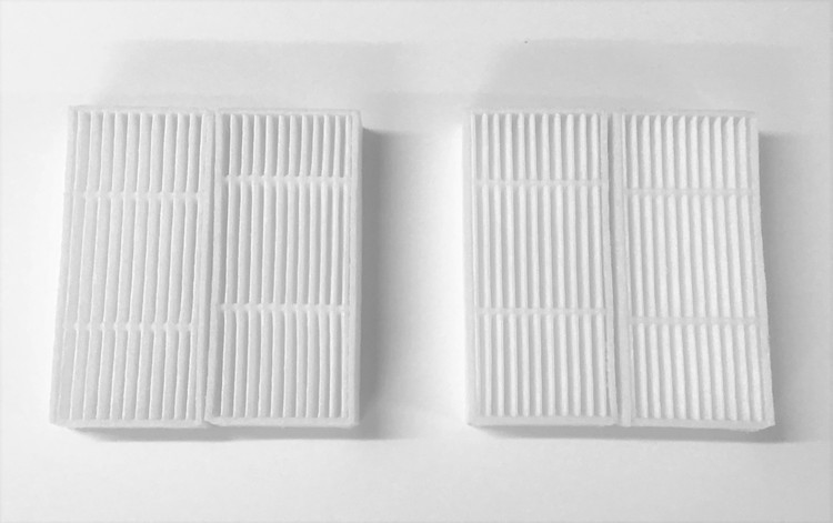 4 st HEPA-filter S600
