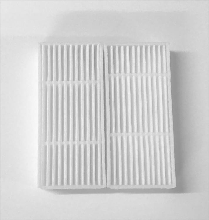 2 st HEPA-filter S500