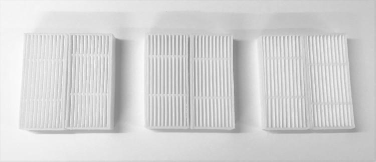 6 st HEPA-filter S500