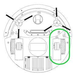 Drivhjul (R) S460