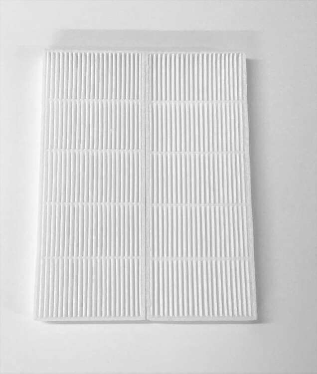 2-pack HEPA-filter S2000 Pro Max