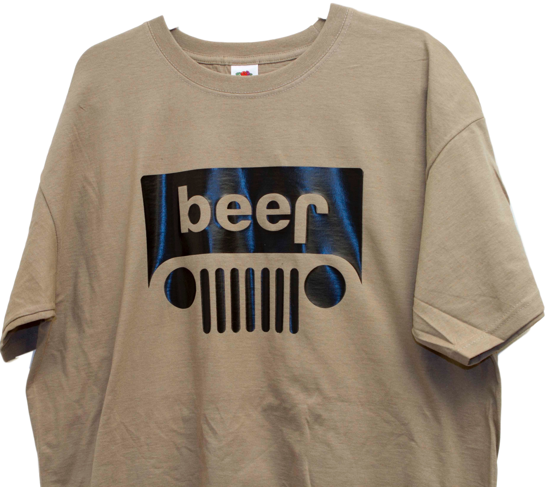 T-Shirt , Jeep (beer)