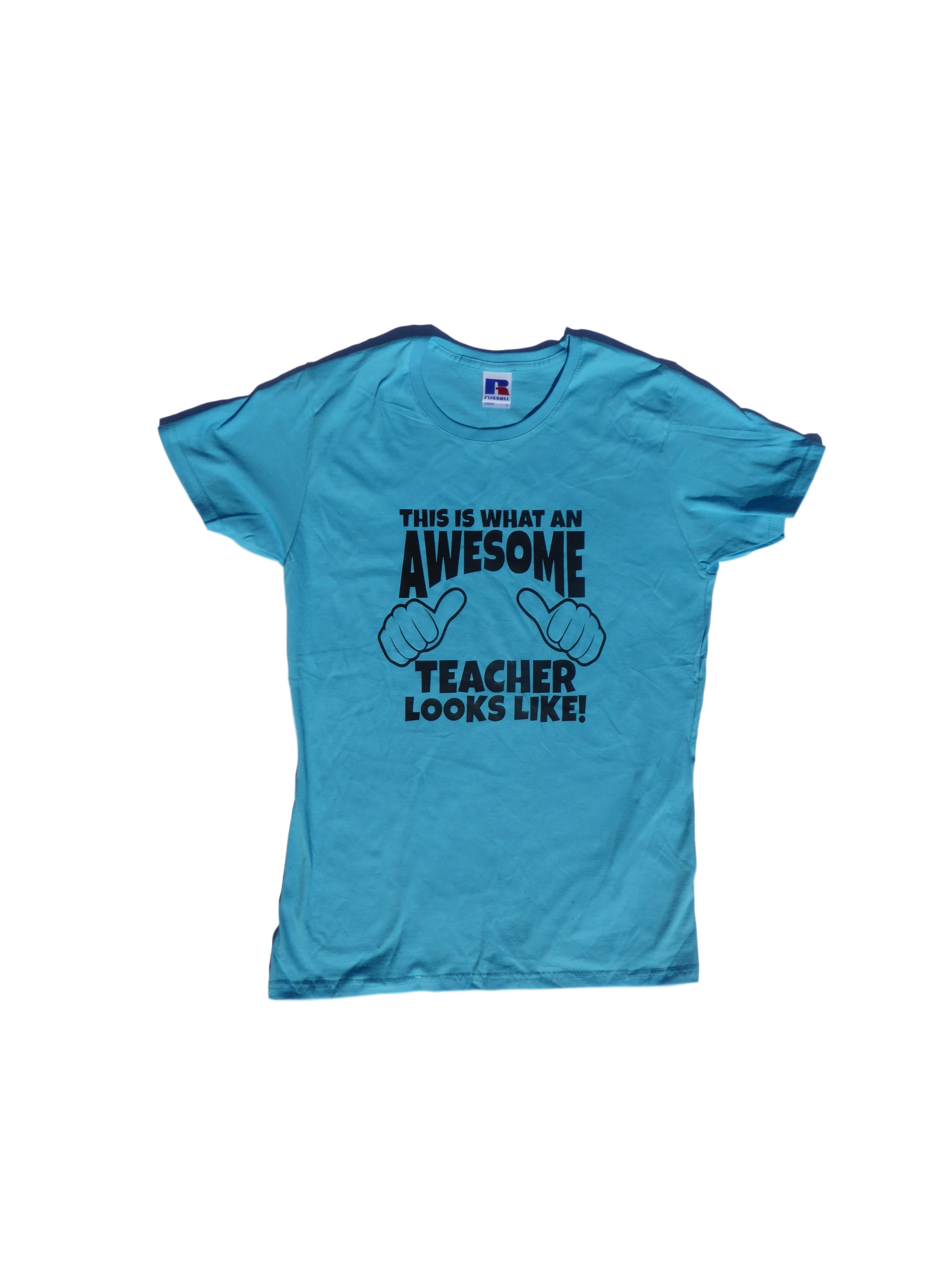 T-Shirt Awesome teacher
