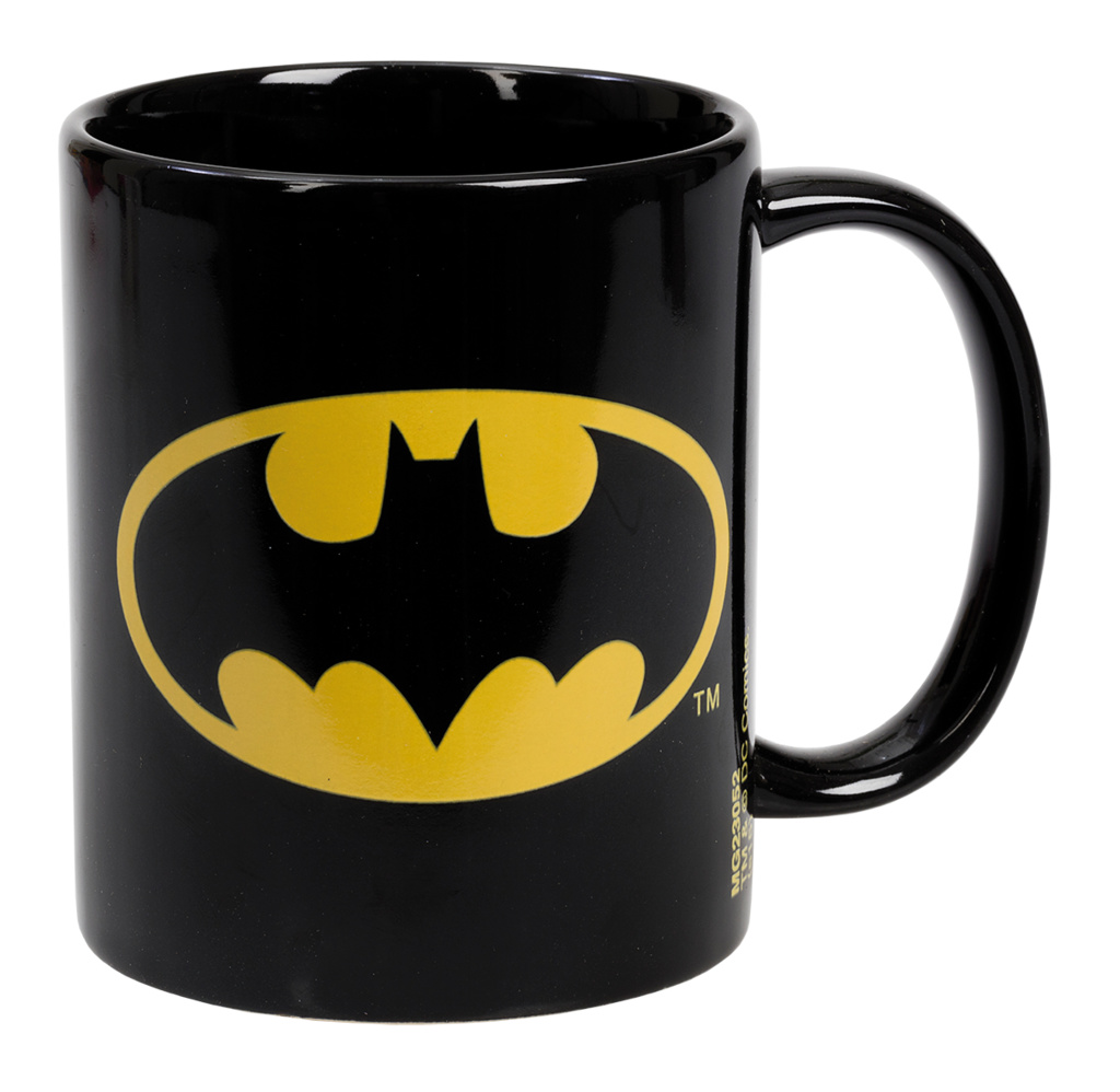 Läderlappen (Batman) svart