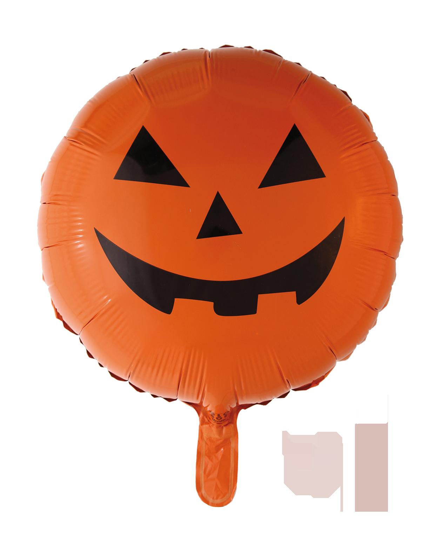 Heliumballong Halloween