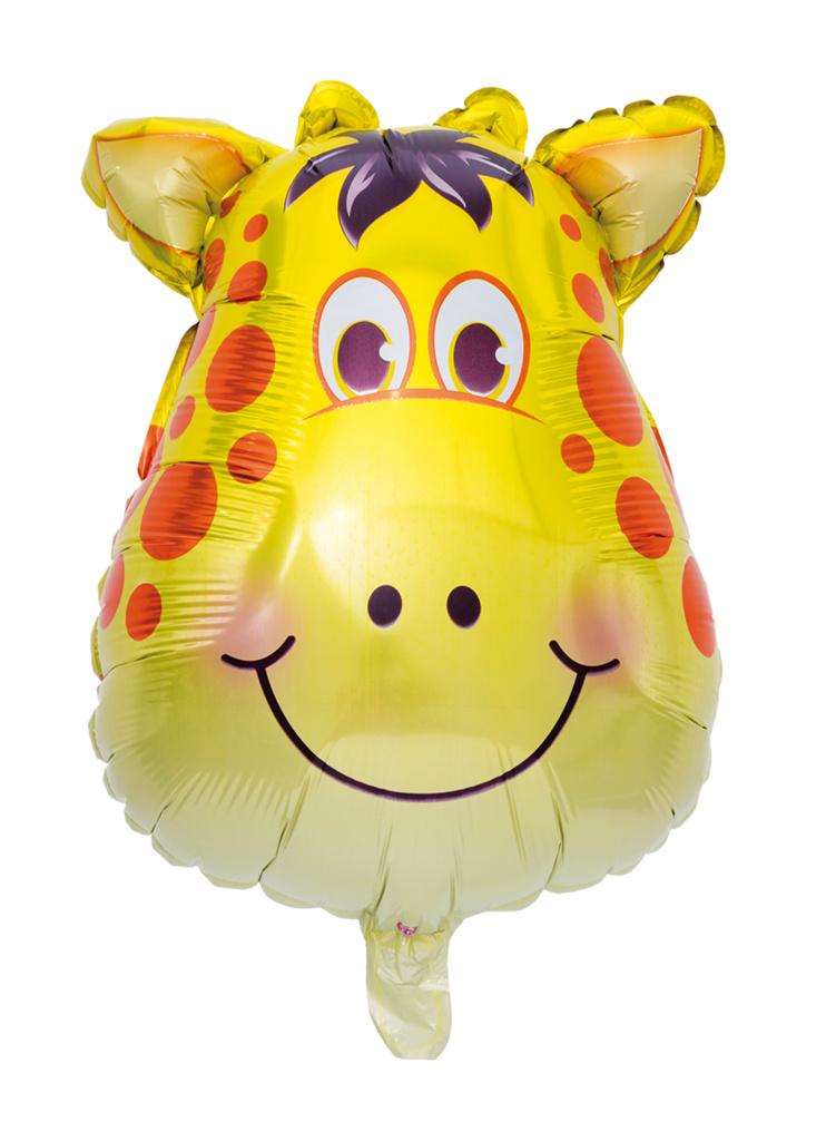 Heliumballong Giraff