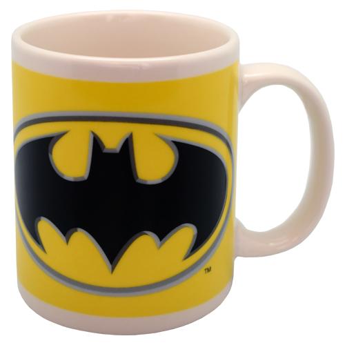 Läderlappen (Batman) Gul