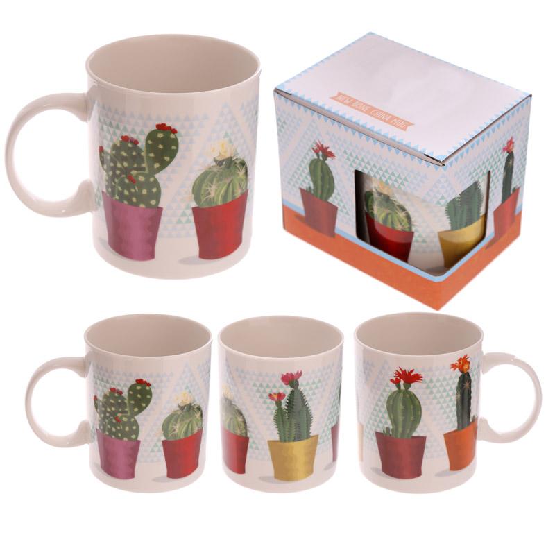 Lauren Billingham El Succulente Kaktuskruka Benporslinsmugg