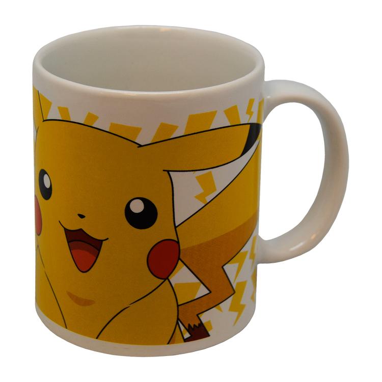 Pokemon Mugg, Pikachu