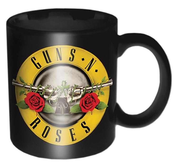 Guns N Roses Bullet mug